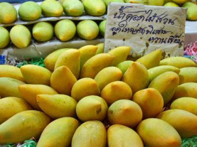 Trái cây Thái tiếp tục thống lĩnh thị trường Việt Nam